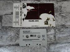 KILLING JOKE - What's THIS for...! (1981) 2nd album / Cassette Album / UK /2023