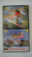 Surfin USA-volume 1/volume 2 - 4 CD