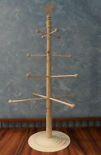 Homemade Hardwood Ornament Display Tree Unfinished