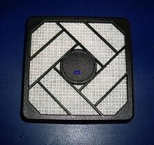 * Einbaukassette - Staubschutzfilter * 120 x 120 mm * für 120 mm Gehäuselüfter *