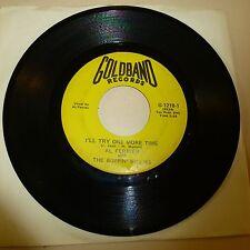 ROCKABILLY 45 RPM RECORD - AL FERRIER WITH THE BOPPIN' BILLIES- GOLDBAND 1218
