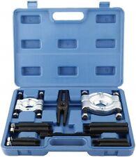 12pc Bearing Splitter Gear Puller Fly Wheel Separator Set Tool Kit 5Ton Capacity