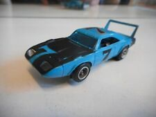 Slotcar Aurora A/FX Dodge Daytona Charger in Blue