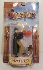 Harry Potter Cast a Spell Harry Action Figure 2002 Mattel #56189