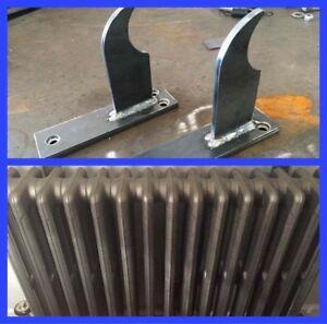 Cast Iron Radiator Bracket 410-630mm  High Rads X1 Bracket