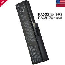 New PA3817U-1BRS C655 for Toshiba Satellite L655 PA3817U-1BAS PC Laptop Battery