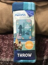 Disney's Moana Throw Blanket