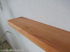 Wandboard Kirschbaum Massiv Holz Board Regal Steckboard Regalbrett NEU Brett
