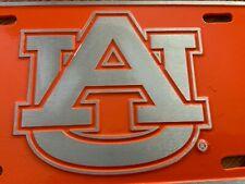 Auburn University Cast Aluminum License Plate