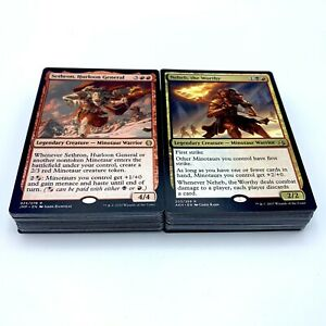 MTG Rakdos Miotaurs 100 Card Commander EDH Deck