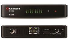 Octagon SX 88 H.265 HEVC 265 HDTV SAT récepteur multistream