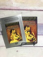 Crouching Tiger, Hidden Dragon (DVD, 2001, The Superbit Collection) (m3)