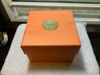 Venchi Italian Chocolate Cioccolatini Candy Container Folding Box