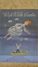 (D101) DDR-Plakat WEIßE WOLKE CAROLIN