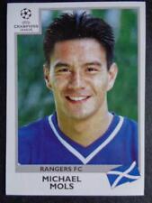 Panini Champions League 1999-2000 - Michael Mols (Glasgow Rangers) #220