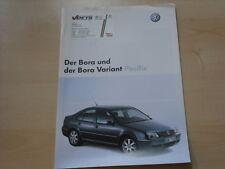 52311) VW Bora + Variant Pacific Prospekt 01/2003