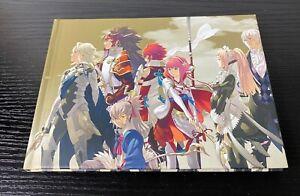 Fire Emblem Fates Special Edition Nintendo DS Concept Art Book by Yusuke Kozaki