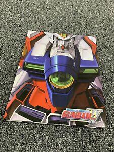 Gundam Wing Art Book Artbook Ultra
