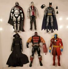MARVEL LEGENDS DC STAR WARS 6 inch LOT - BATMAN JOKER PHASMA KYLO REN - USED