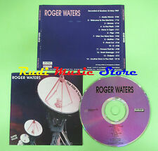 CD ROGER WATERS The tide turning PINK FLOYD ON STAGE DISCOMAGIC(Xs1)no lp mc dvd