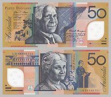 Australien / Australia 50 Dollars 2008 Polymer p60f unz