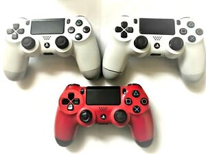 Sony PlayStation 4 Controllers X 3 - Faulty