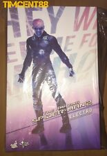 Ready! Hot Toys MMS246 Amazing Spider-man 2 - 1/6 Electro Jamie Foxx