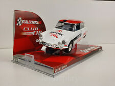Slot car SCX Scalextric A10150S300 Citroen DS21 Club Scalextric 2014 1/32