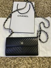 Aauthentic Chanel wallet on chain