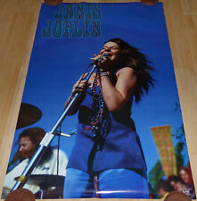 Janis Joplin Original Vintage 1998 Funky Enterprises Poster #9013