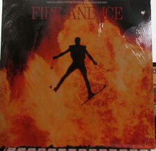 Fire and Ice (Soundtrack) (MCA) (John Denver, Gary Wright, + Laurie Alda) sealed