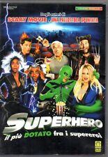 SUPERHERO - IL PIU' DOTATO FRA I SUPEREROI - DVD (USATO EX RENTAL)