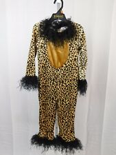 Brown Kitty Infant, Toddler Halloween Costume Jumpsuit Only 2-4 Year 2T-4T #5300