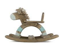 Rocking horse Hailey from solid pine