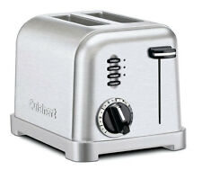 Cuisinart 2 Brushed Toaster Stainless