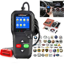 KW680 Car Diagnostic Tool OBDII OBD2 CAN EOBD Engine Fault Code Reader Scanner