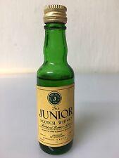 Mignon Miniature The Junior Glenlivet Scotch Whisky 3,7cl 43% Vol Vintage