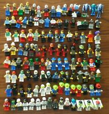118 Genuine Lego classic MINIFIGS space city castle soldier police Mini Figs hat
