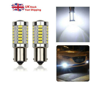 For VW Passat B7 2010-2014 DRL LED Xenon White Light Bulbs CANBUS *FAST POST!*