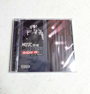 Eminem Music To Be Murdered By Side B DELUXE EDT. 2CD LIMITED EDITION Cover NEW
