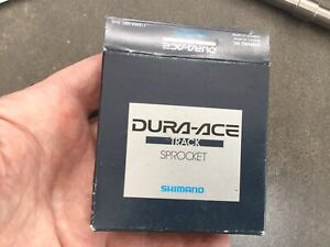 NOS Shimano Dura Ace SS 7600 15 Tooth Screw On Pista/Fixed Sprocket