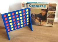 **CONNECT 4** MB Games Original 1976 Edition Vintage Retro COMPLETE