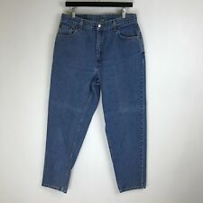 Levis Jeans - 550 Relaxed Fit Tapered Dark Wash - Tag Size: 14S (32x29) - #4904
