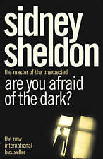 Are You Afraid of the Dark?, Sheldon, Sidney, Hardcover, Very Good Book