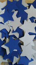 Star table top confetti-wedding/party-Harry Potter-blue & grey-Ravenclaw