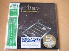 """SUPERTRAMP """"CRIME OF THE CENTURY"""" Le Japon MINI LP SHM CD"""