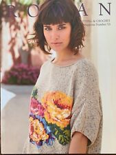 Rowan Knitting & Crochet Magazine Number 53 Spring/Summer 2013
