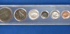 1967 Canada Specimen Silver Six Coin Set B1255