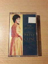 Patsy Cline -  The Best Of - Cassette/Tape - Tested