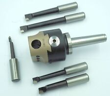 Soba 75 mm Milling Boring Head Set Metric 2 MT 1711402 From Chronos